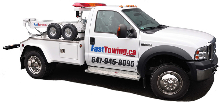 Fast Towing Toronto GTA