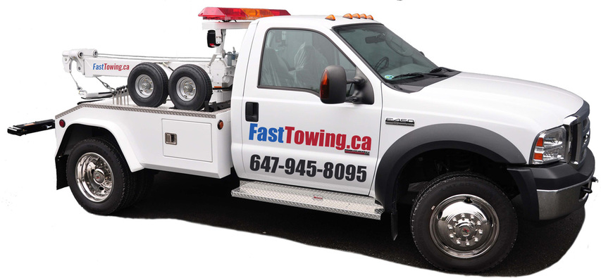 Fast Towing Toronto 647-945-8095